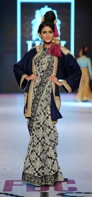 HSY Sher collection PFDC Sunsilk Fashion Week 2014