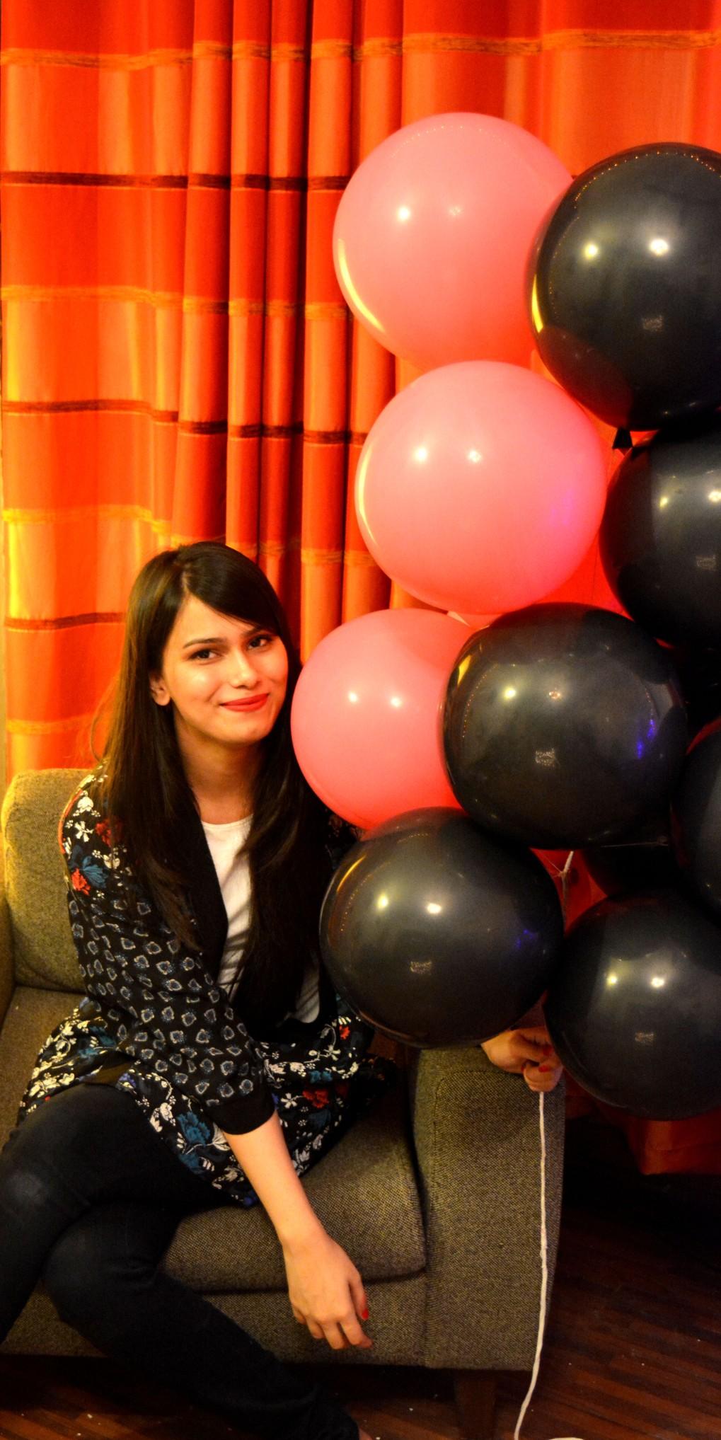 Chubby Cheeks +Birthday Balloons Bliss!