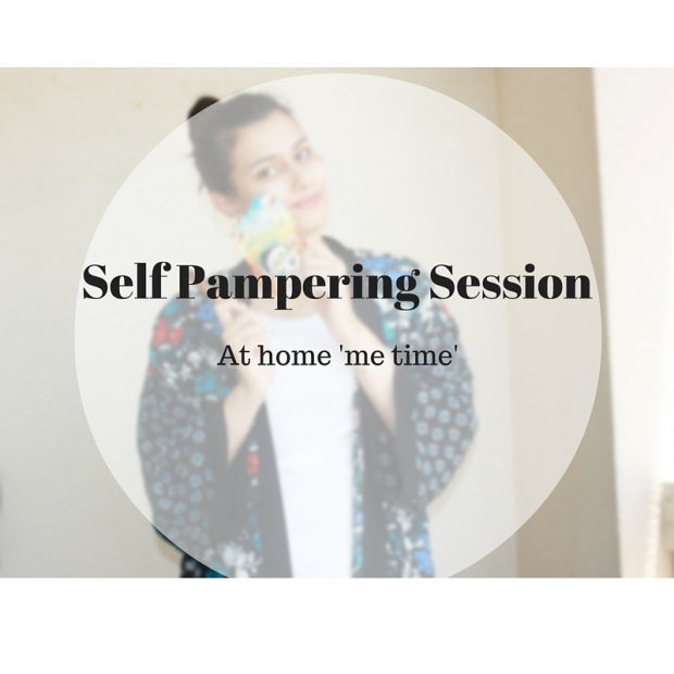 Self Pampering Session